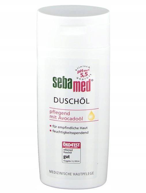 Sebamed olejek do mycia ciała skóry wrażliwej