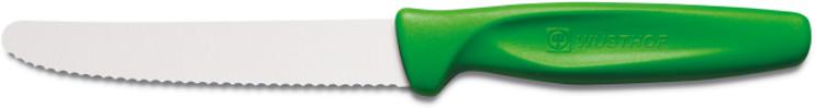 Wusthof Colour Nóż do warzyw ząbkowany zielony W-3003G-10