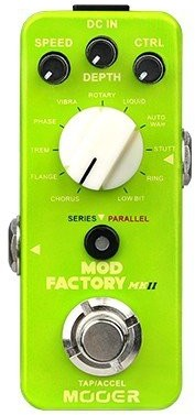Mooer MME 2 Mod Factory MKII Multi Modulation