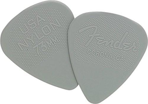 Fender 0986351800Fender Nylon Pick .7312-Pack 0986351800