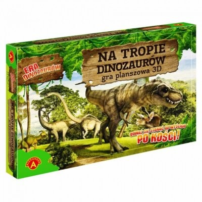 Alexander 3D na tropie dinozaurów