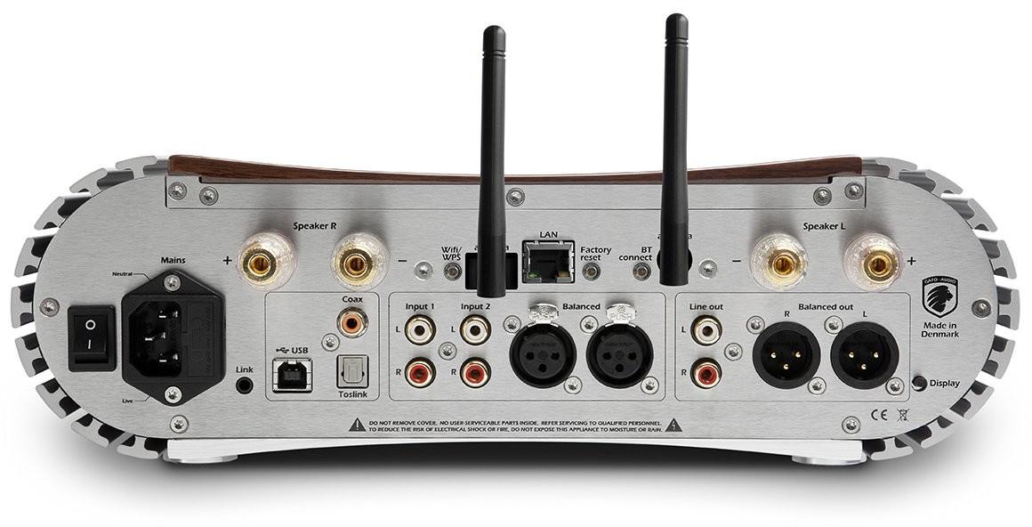 Gato Audio DIA-400S NPM Czarny