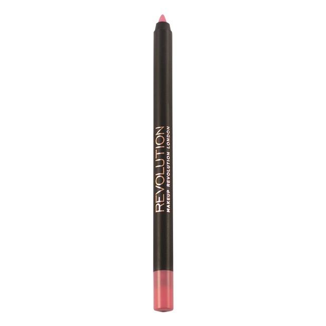 Makeup Revolution Retro Luxe Kits Matte GRANDEE Zestaw do ust Pomadka+Konturówka 1234600957