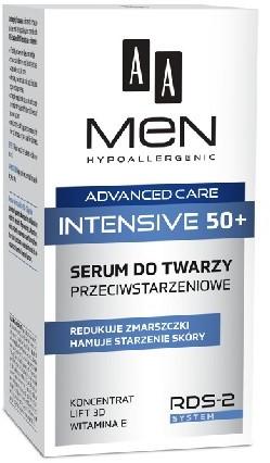 Oceanic Men Adventure Care Serum do twarzy Intensive 50+ przeciwstarzeniowe 50ml Oceanic