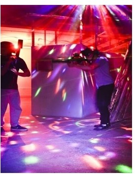 Gra w laserowy paintball  Rybnik P0004775