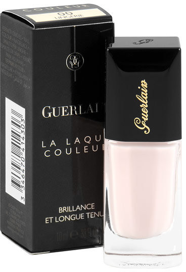 Guerlain La Laque Couleur, lakier do paznokci 00 Lingerie, 10 ml