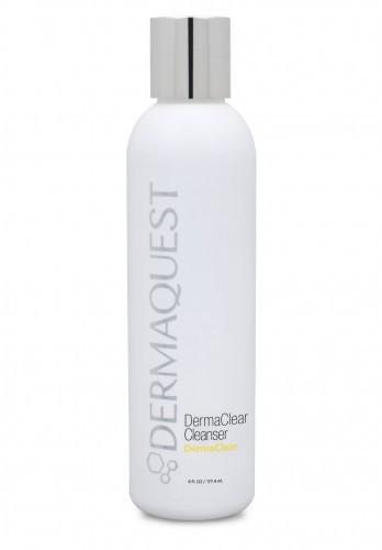 DermaQuest DermaClear Cleanser Antybakteryjno-enzymatyczny żel do mycia skóry z kwasem migdałowym 177,4 ml DQ006