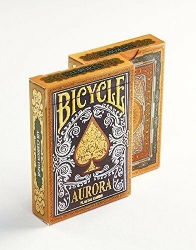 United States Playing Card Company Aurora premium