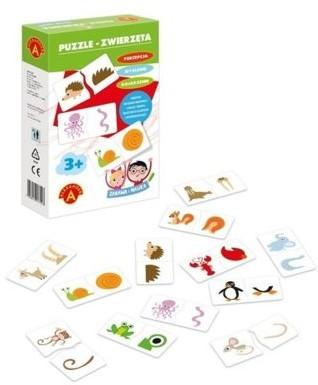 Granna Puzzle Zwierzątka 719