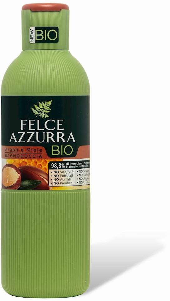Felce Azzurra (kosmetyki) ŻEL POD PRYSZNIC I DO KĄPIELI OLEJEK ARGANOWY I MIÓD ECO 500 ml -