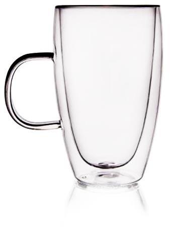 Szklanka termiczna z podwójną ścianką do KAWY 0,43 127204