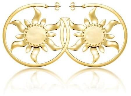 Goebel Sun - Tangled Earrings Gold 12100651