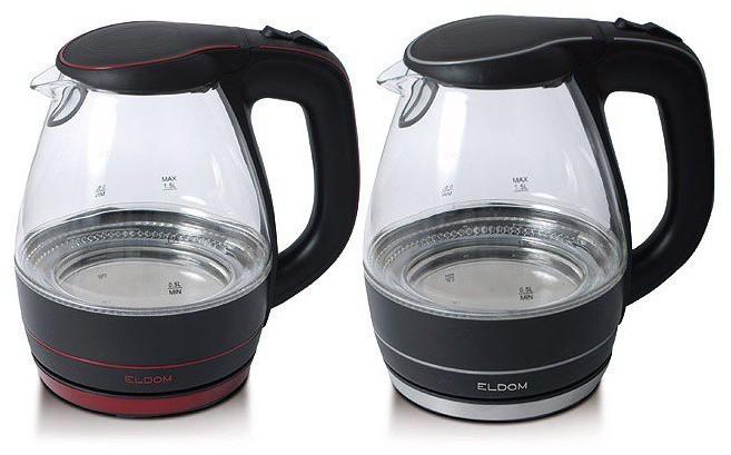 Eldom C400S GLASSY