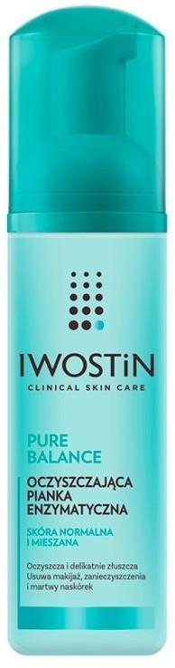 Iwostin Iwostin Pure Balance - Oczyszczająca pianka enzymatyczna 150ml