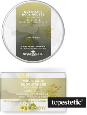Organic Series Series Multi Care 3w1 Body Mousse Wielofunkcyjny mus do ciała 200 ml