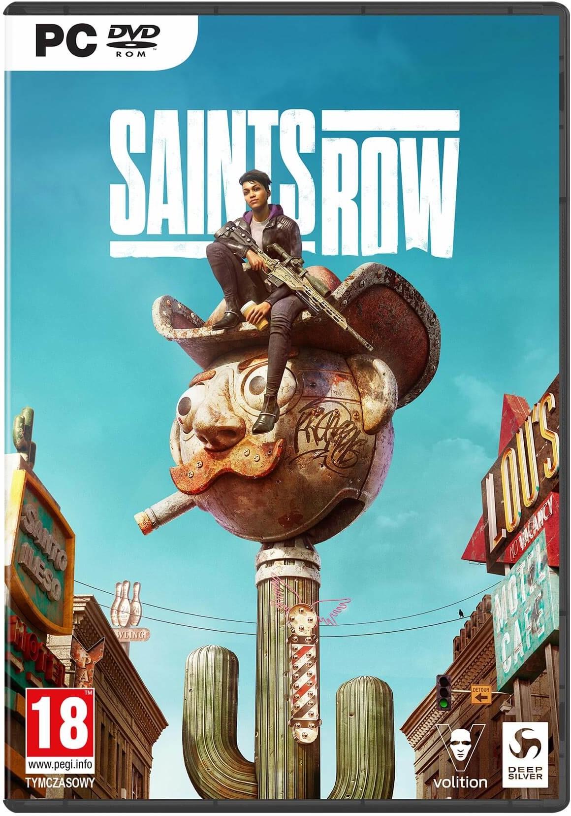 Saints Row (GRA PC)