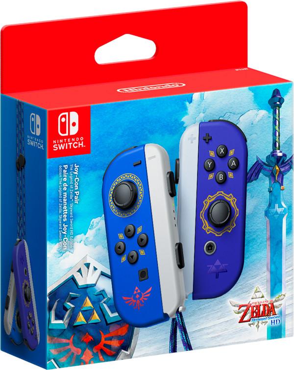 Nintendo Joy-Con Controllers (Pair) Skyward Sword Edition