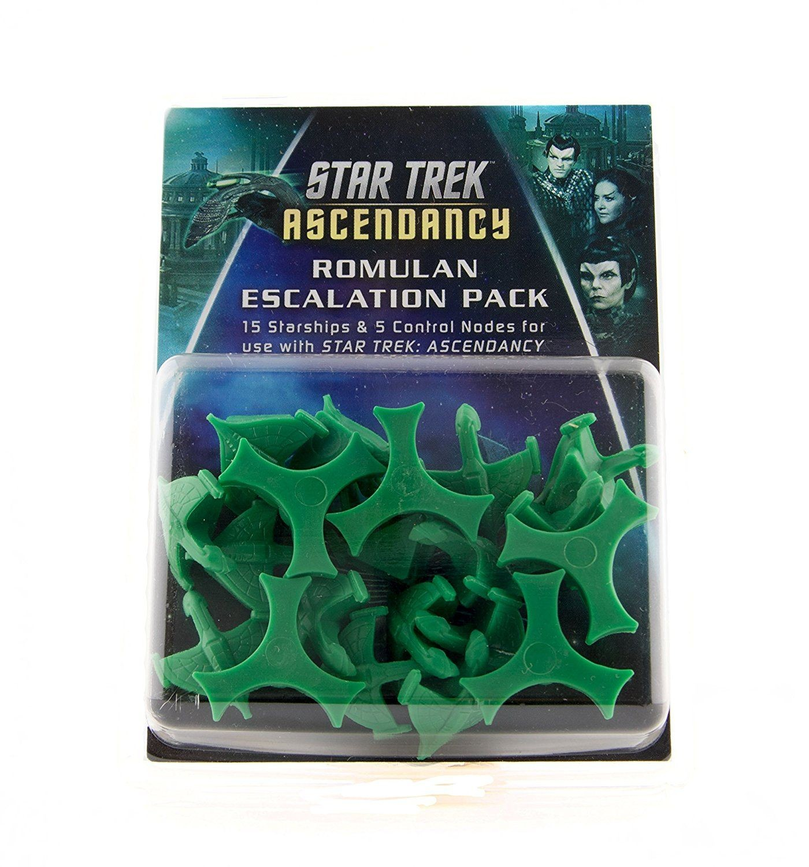 Gale Force Nine Star Trek: Ascendancy - Romulan Ship Pack