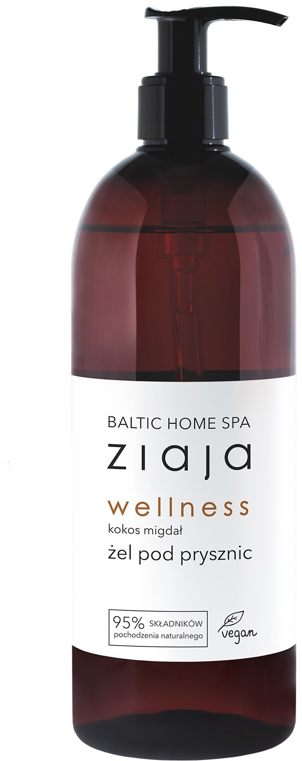 Ziaja BALTIC HOME SPA WELLNESS ŻEL POD PRYSZNIC 500ML