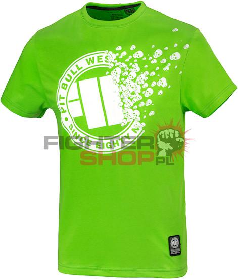 Pit Bull T-shirt Męski SKULLER Pit Bull