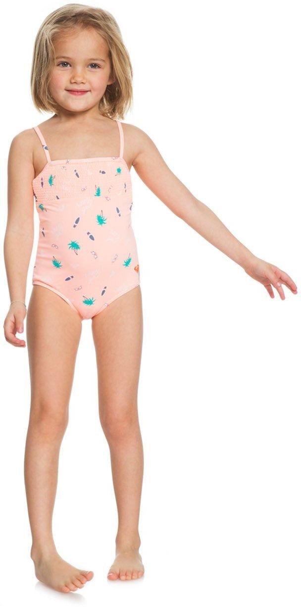 Roxy strój kąpielowy jednoczęściowy dla SALTY BUT SWEET 1PC Souffle Summer Hobbies Swim XMWS