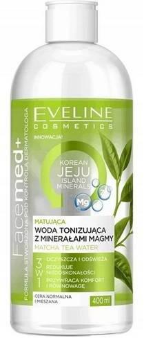 Eveline Cosmetics Cosmetics Facemed+ woda tonizująca Matująca 400ml 57721-uniw