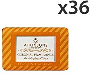 Atkinsons Zestaw 36atkinsons saponetta Colonial 125gr. mydła i kosmetyków SAPONATKINCOLO-KIT