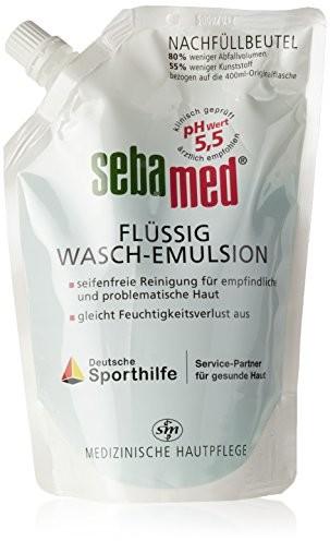 Sebamed sebamed pralko-emulsja, granulat do wypełnienia Pack płynny, 1er Pack (1X 400ML) 590316