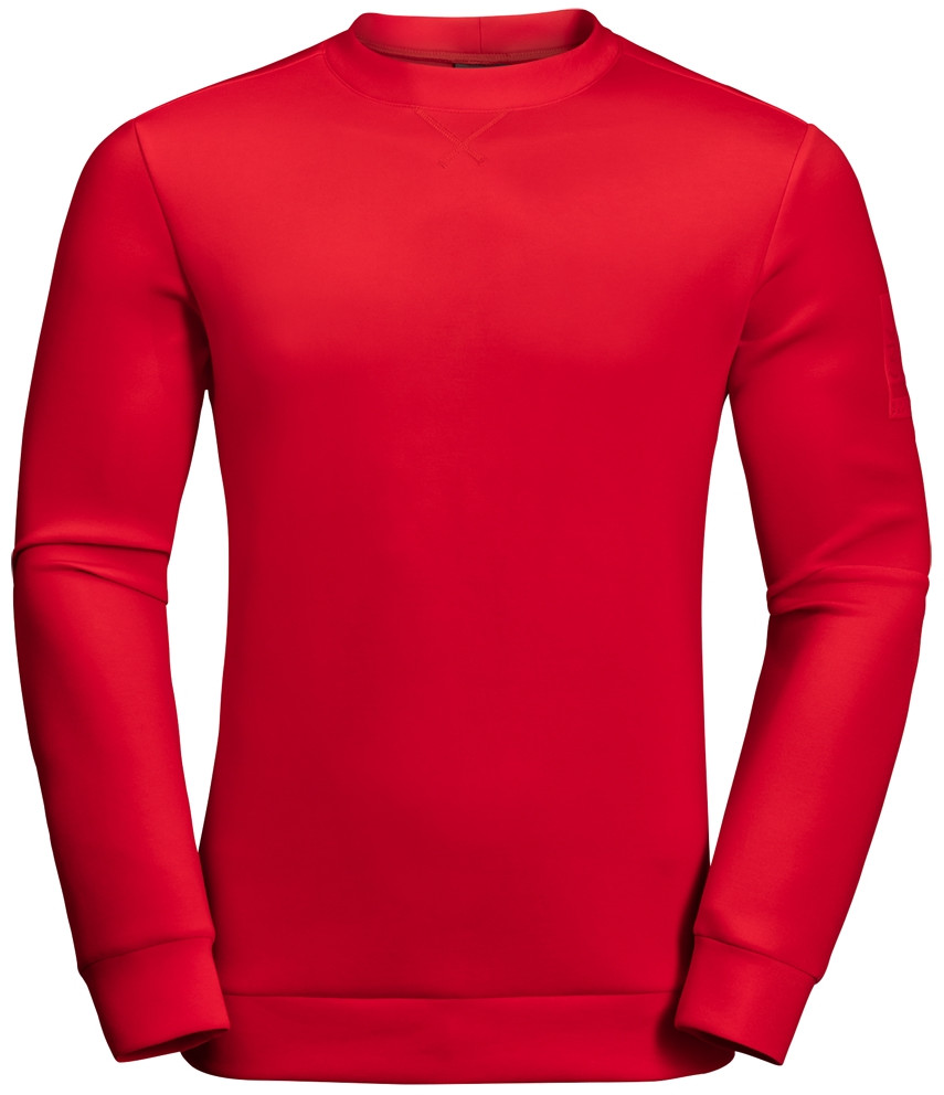 Jack Wolfskin Koszulka 365 SPACER M peak red