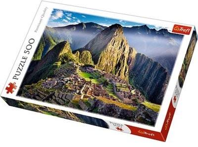 Trefl 500 ELEMENTÓW Zabytkowe sanktuarium Machu Piccu 37260