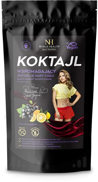 Noble Health Koktajl wspomagający redukcję masy ciała Paulina Sykut-Jeżyna