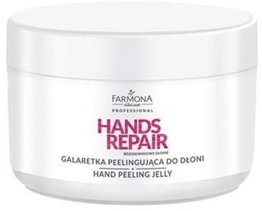 Farmona Professional Hands Repair Galaretka Peelingująca do dłoni 300ml