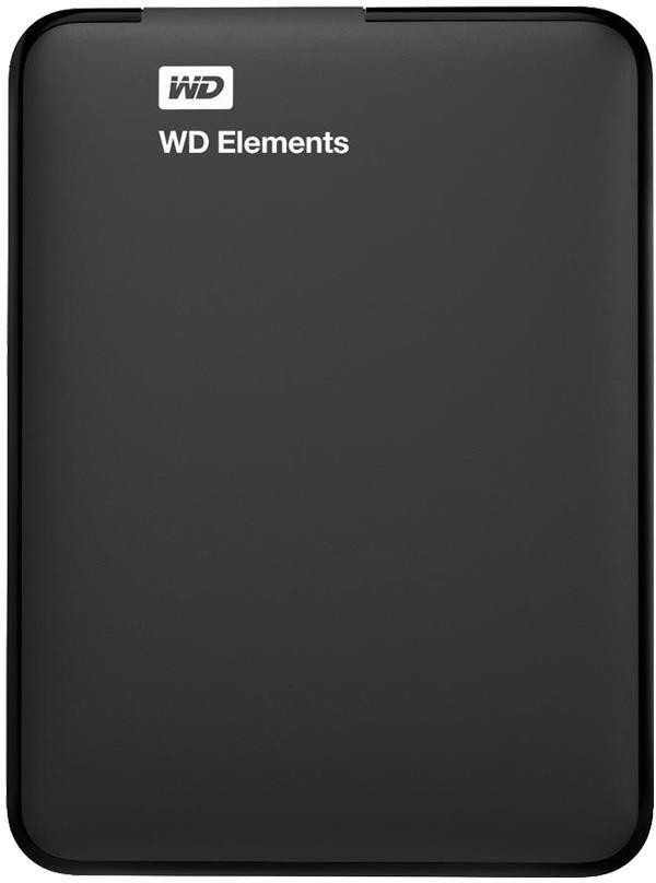 Western Digital Elements Portable 4TB WDBU6Y0040BBK