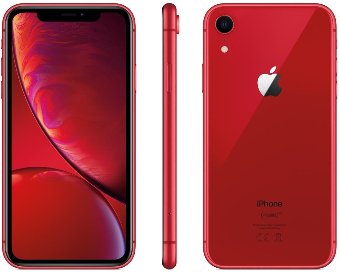 Apple iPhone Xr 256GB Czerwony (MRYM2PM/A)