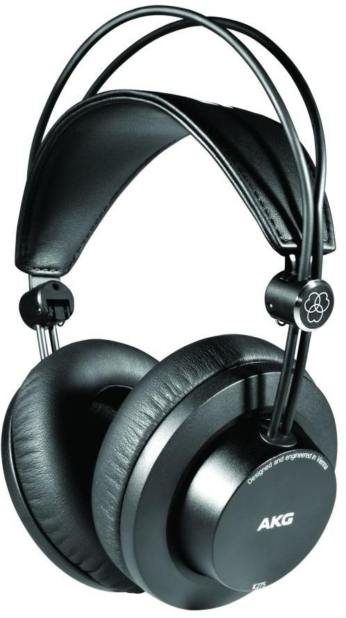 AKG K-275 - zamknięte słuchawki studyjne składane
