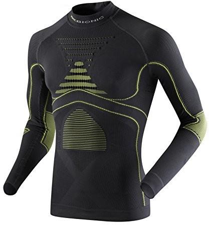 X-Bionic dorośli odzież funkcyjna Man ACC EVO UW koszulka LG SL Turtle Neck, L/XL I020218 - G099 - L/XL