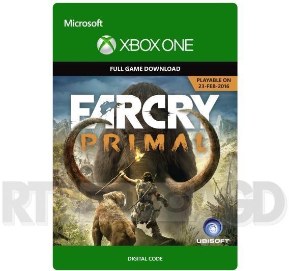 Far Cry Primal (GRA XBOX ONE) wersja cyfrowa