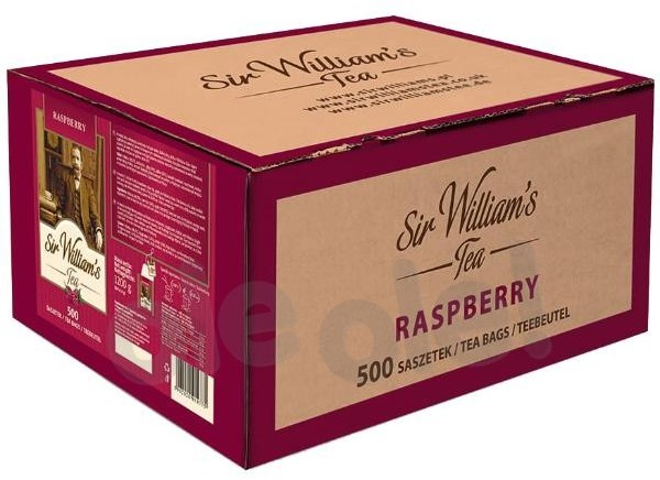Sir Williams Sir Williams Raspberry 500 saszetek 5902020014775