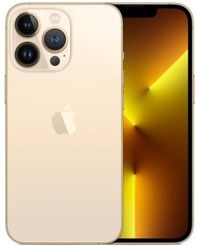 Apple iPhone 13 Pro 5G 128GB Dual Sim Złoty