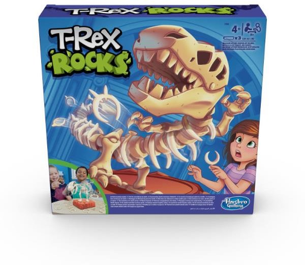 Hasbro T-REX ROCKS