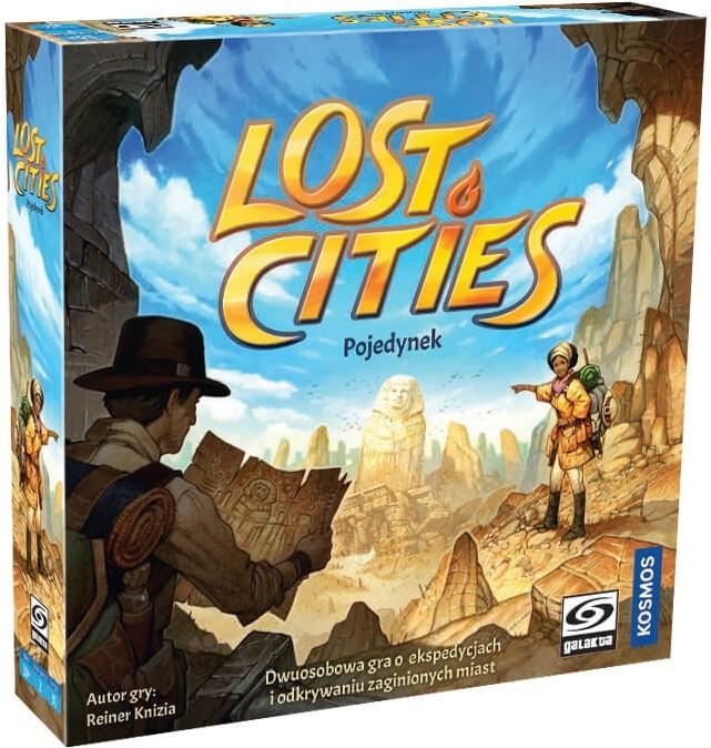 Galakta Lost Cities: Pojedynek