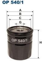 Filtron OP 540/1 OP540/1