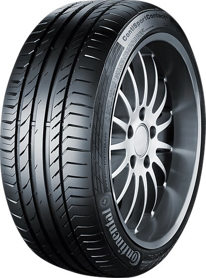 CONTINENTAL ContiCrossContact UHP 235/55R18 100V