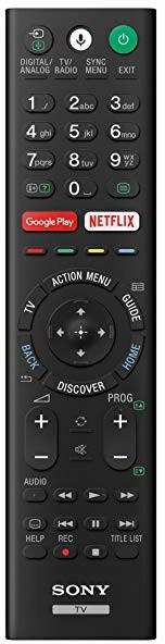Sony RMF-TX310E Pilot do telewizorów Bravia - Remote Commander RMFTX310E