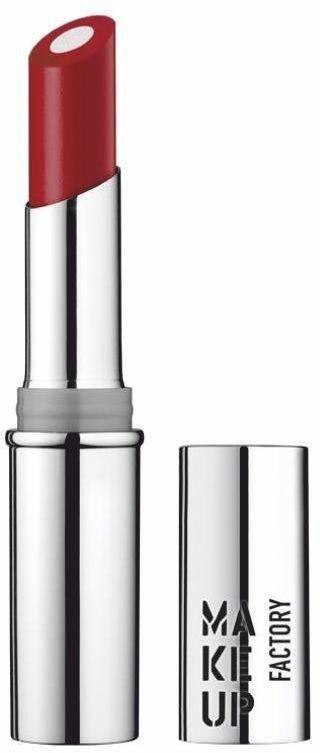 MAKE UP FACTORY Pomadka Inner Glow Lip Color 10 Sicilian Red, 3g. - 10 4045915894630