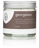 Georganics Georganics, proszek do czyszczenia zębów Pure Coconut, 60 ml