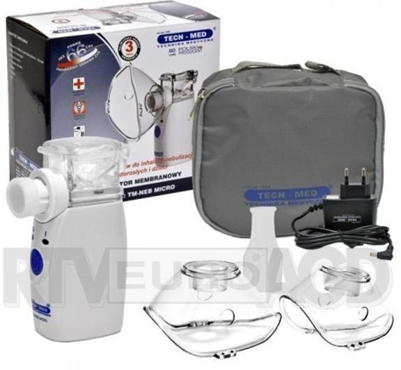 Tech-Med. Inhalator membranowy TM-NEB MICRO