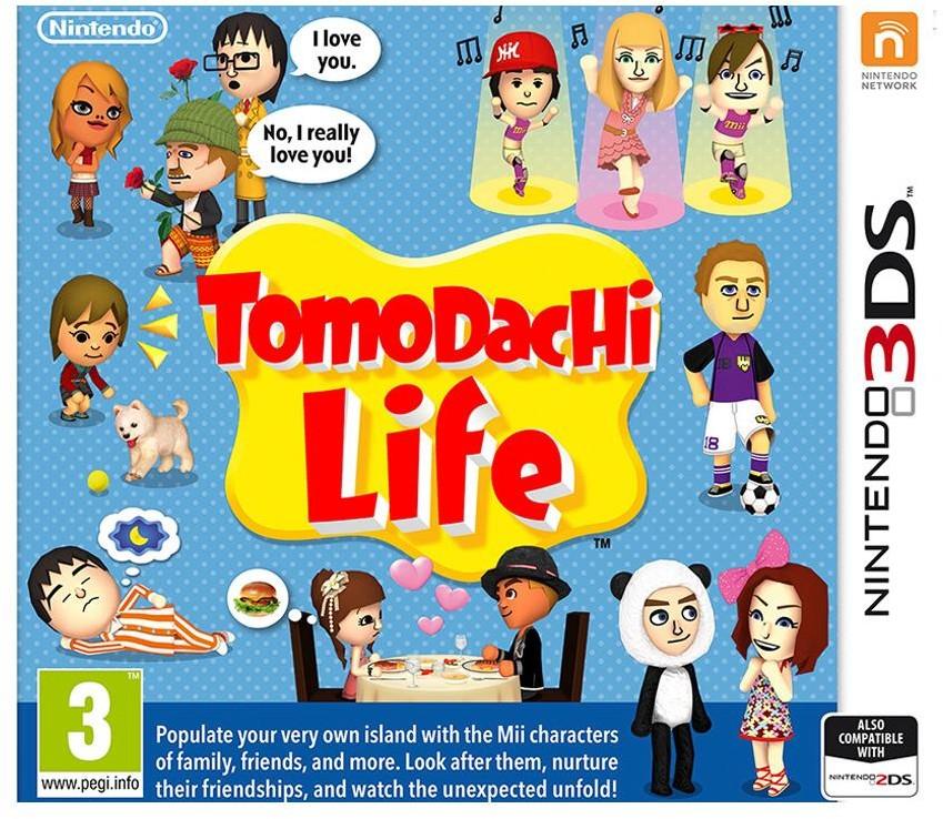 Tomodachi Life 3DS