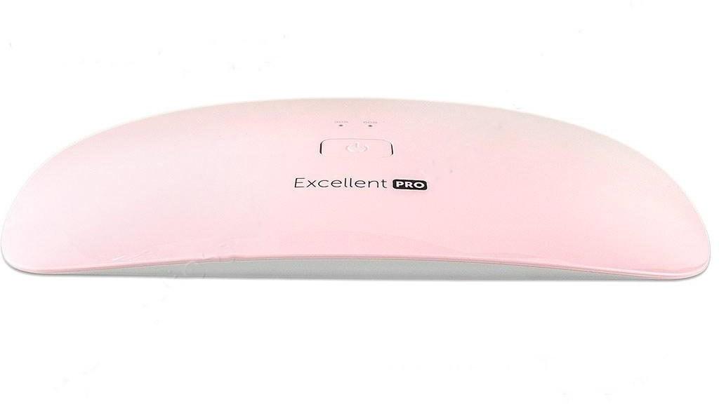 Vanity Lampa Excellent Pro 24w Slim Różowa 8397