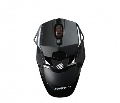 Mad Catz R.A.T. 1 White Red